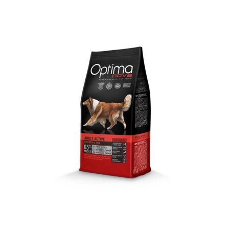 Optimanova Adult Active 12 kg / Hund