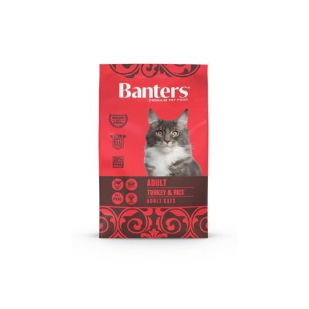Banters CAT ADULT Truthahn & Reis 2 kg
